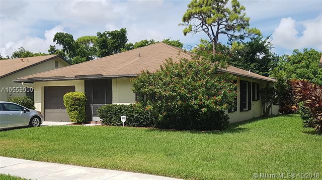 2787 Carnation Ct, Delray Beach, FL 33445 (MLS #A10553900) :: Green Realty Properties