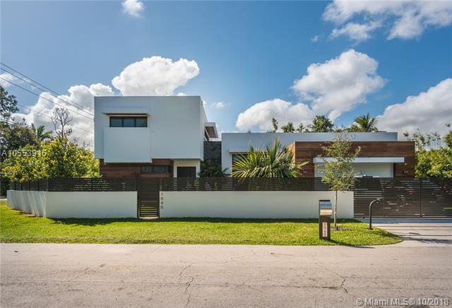 7940 SW 58th Ct, South Miami, FL 33143 (MLS #A10553915) :: The Rose Harris Group
