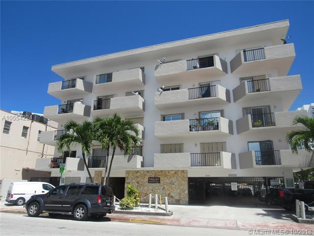 6965 Harding Ave #403, Miami Beach, FL 33141 (MLS #A10554224) :: Green Realty Properties