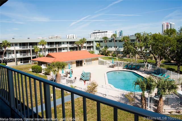 270 Layne Blvd #305, Hallandale, FL 33009 (MLS #A10554238) :: The Riley Smith Group