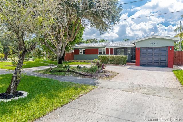 3722 Taft St, Hollywood, FL 33021 (MLS #A10554277) :: Green Realty Properties