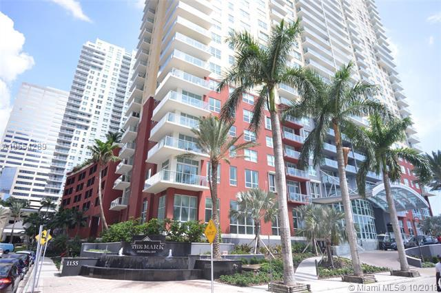1155 Brickell Bay Dr #602, Miami, FL 33131 (MLS #A10554289) :: The Jack Coden Group