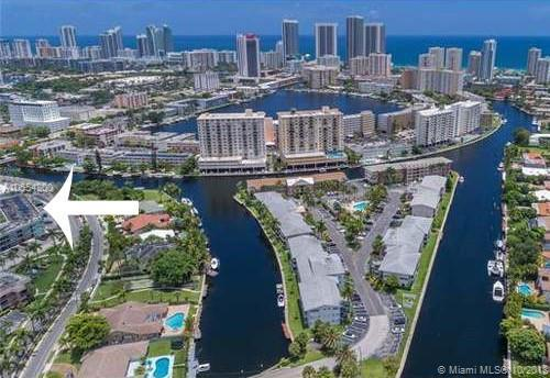 300 Layne Blvd #305, Hallandale, FL 33009 (MLS #A10554300) :: Green Realty Properties