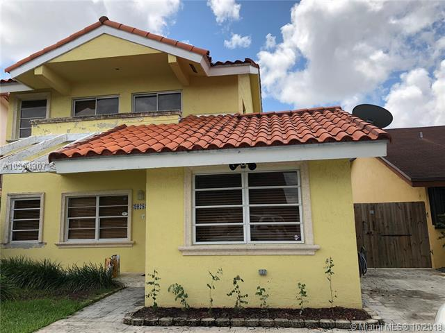 9028 N Grand Canal Dr, Miami, FL 33174 (MLS #A10554307) :: Green Realty Properties