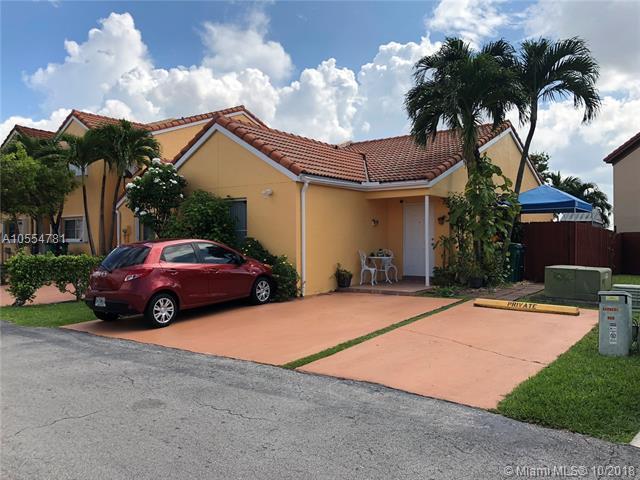 12622 NW 11th Ter #12622, Miami, FL 33182 (MLS #A10554781) :: Carole Smith Real Estate Team