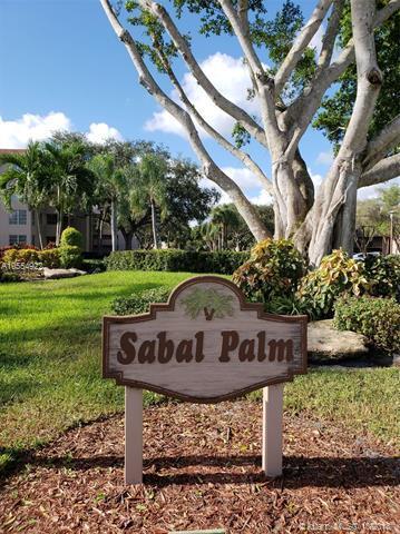 9520 Seagrape Dr #105, Davie, FL 33324 (MLS #A10554922) :: Green Realty Properties