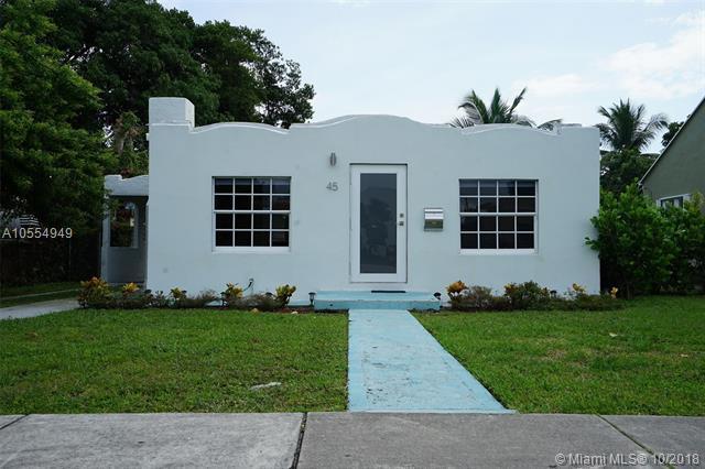 45 NW 25th Ave, Miami, FL 33125 (MLS #A10554949) :: Carole Smith Real Estate Team