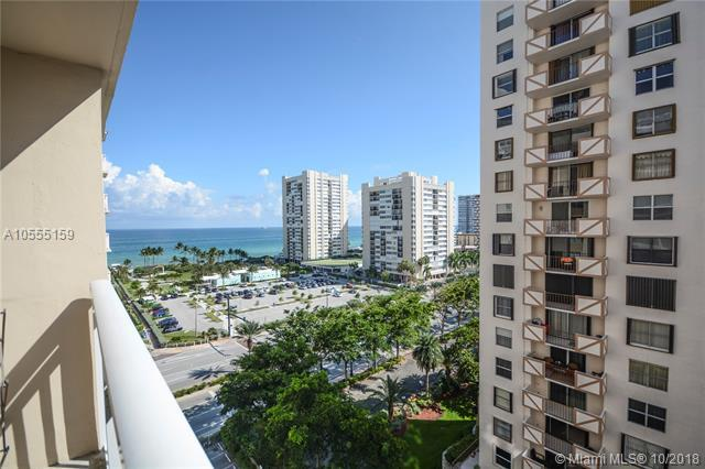 1849 S Ocean Dr #1110, Hallandale, FL 33009 (MLS #A10555159) :: Green Realty Properties