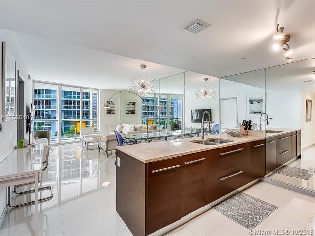 475 Brickell Ave #1611, Miami, FL 33131 (MLS #A10555195) :: Keller Williams Elite Properties