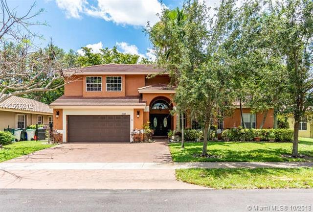 4340 NW 53rd Ct, Coconut Creek, FL 33073 (MLS #A10555212) :: Green Realty Properties