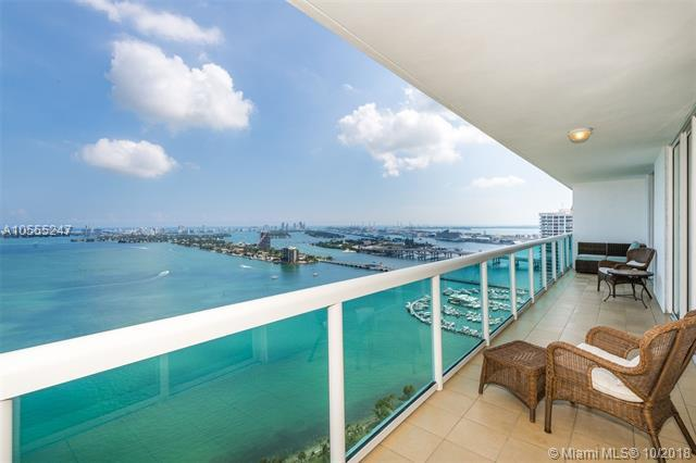 1800 N Bayshore Dr #3707, Miami, FL 33132 (MLS #A10555247) :: Green Realty Properties
