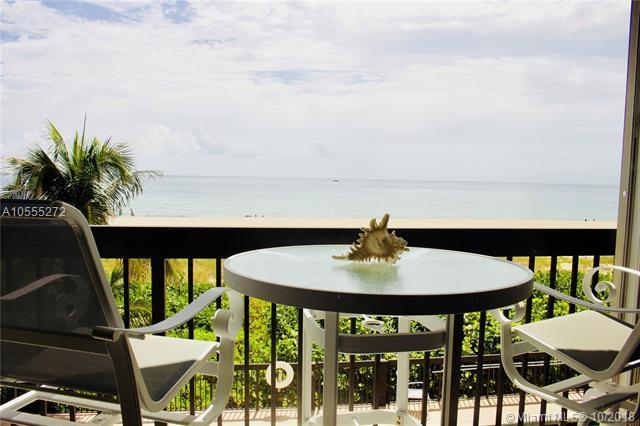 510 N Ocean Blvd #208, Pompano Beach, FL 33062 (MLS #A10555272) :: Stanley Rosen Group