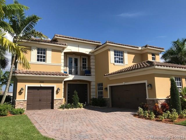 10190 Peninsula Pl, Parkland, FL 33076 (MLS #A10555286) :: United Realty Group