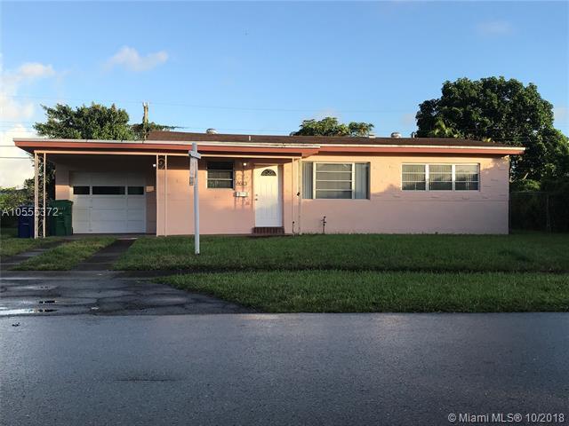 6513 SW 28th St, Miramar, FL 33023 (MLS #A10555372) :: Laurie Finkelstein Reader Team