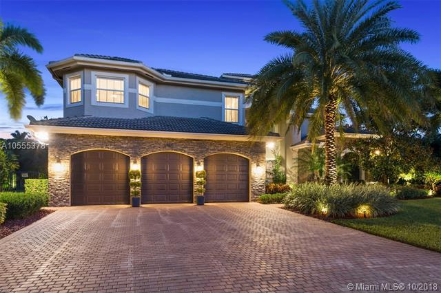 3780 Birch Ter, Davie, FL 33330 (MLS #A10555378) :: Green Realty Properties