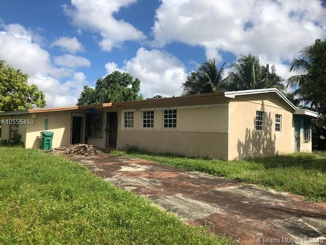 3121 NW 190th St, Miami Gardens, FL 33056 (MLS #A10555450) :: Hergenrother Realty Group Miami