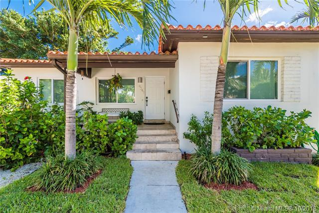 4541 Post Ave, Miami Beach, FL 33140 (MLS #A10555485) :: Hergenrother Realty Group Miami