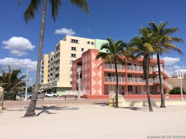 320 S Surf Rd #305, Hollywood, FL 33019 (MLS #A10555560) :: Green Realty Properties