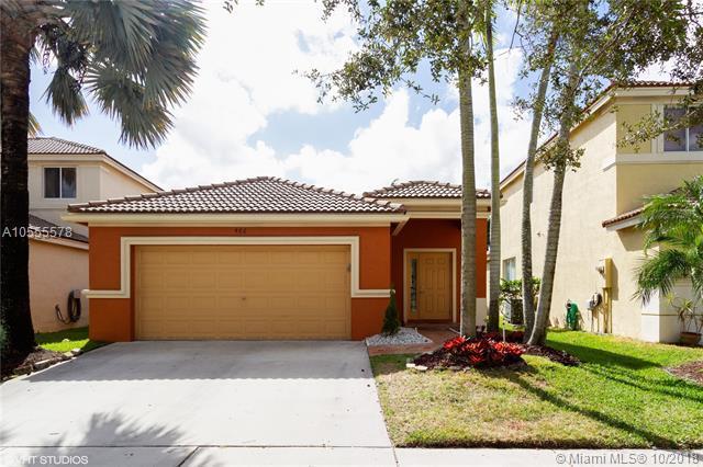 466 Silver Palm Way, Weston, FL 33327 (MLS #A10555578) :: Laurie Finkelstein Reader Team