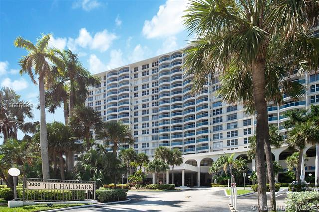 3800 S Ocean Dr #707, Hollywood, FL 33019 (MLS #A10555639) :: Green Realty Properties