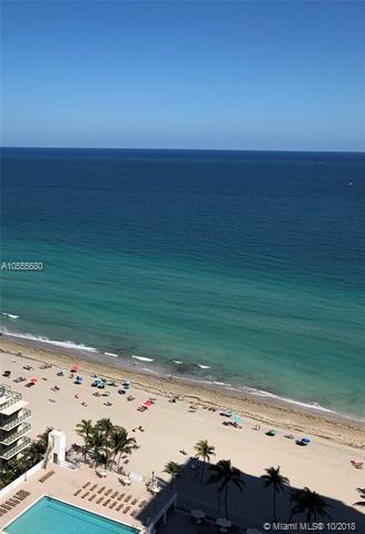 2401 S Ocean Dr #2605, Hollywood, FL 33019 (MLS #A10555680) :: Green Realty Properties