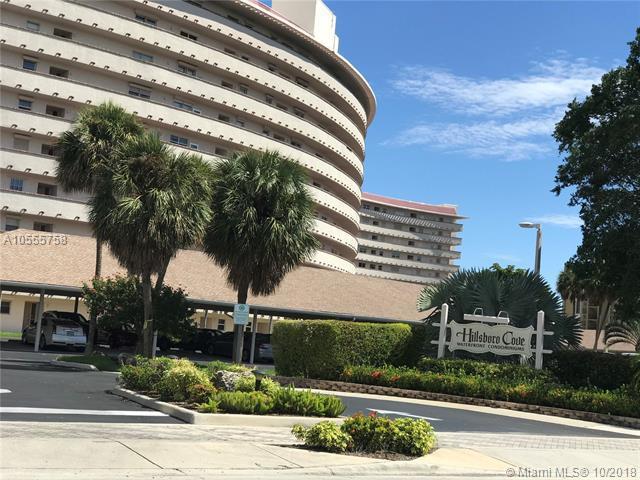1319 E Hillsboro Blvd #315, Deerfield Beach, FL 33441 (MLS #A10555758) :: Green Realty Properties