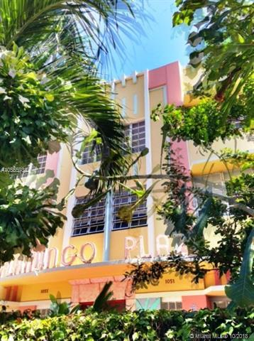 1051 Meridian Ave 1C, Miami Beach, FL 33139 (MLS #A10555934) :: Hergenrother Realty Group Miami