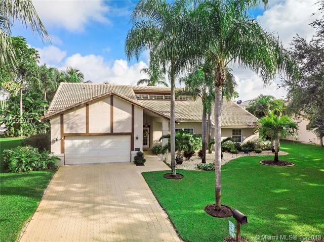 10377 NW 6th Ct, Coral Springs, FL 33071 (MLS #A10555947) :: Laurie Finkelstein Reader Team