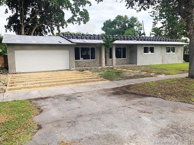 7 NE NE 91st St, Miami Shores, FL 33138 (MLS #A10556013) :: The Jack Coden Group