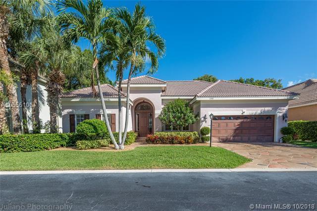 150 Oakwood Ln, Palm Beach Gardens, FL 33410 (MLS #A10556100) :: The Riley Smith Group