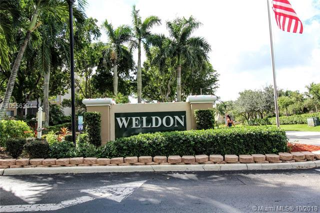 9587 Weldon Cir B206, Tamarac, FL 33321 (MLS #A10556334) :: Prestige Realty Group
