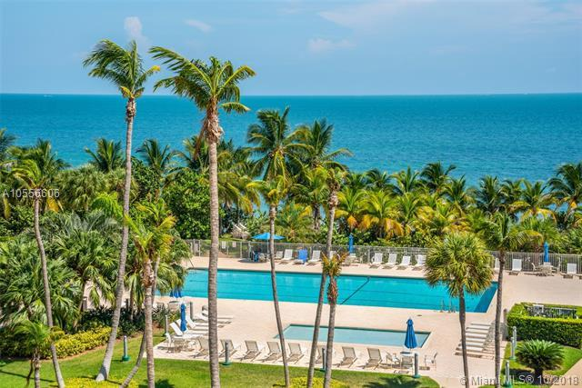 881 Ocean Drive 4A, Key Biscayne, FL 33149 (MLS #A10556606) :: The Riley Smith Group