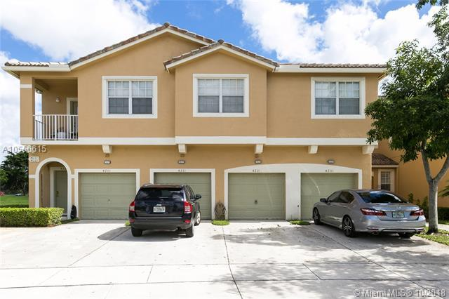 4221 SW 131st Ln #4201, Miramar, FL 33027 (MLS #A10556615) :: RE/MAX Presidential Real Estate Group