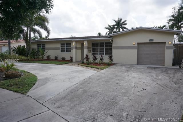 5840 SW 13th St, Plantation, FL 33317 (MLS #A10556627) :: Green Realty Properties