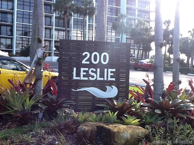 200 Leslie Dr #331, Hallandale, FL 33009 (MLS #A10556964) :: Green Realty Properties