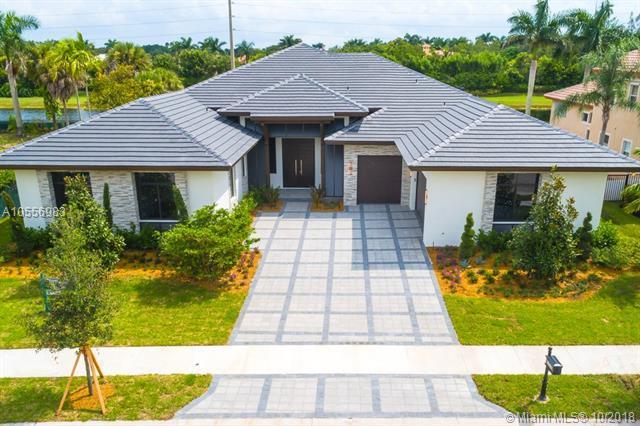 19074 Park Ridge Street, Weston, FL 33332 (MLS #A10556983) :: Green Realty Properties