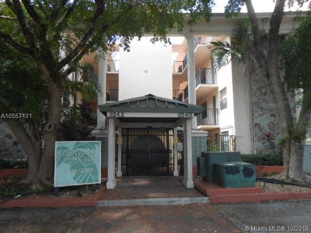 3240 Mary St S205, Miami, FL 33133 (MLS #A10557101) :: Miami Lifestyle