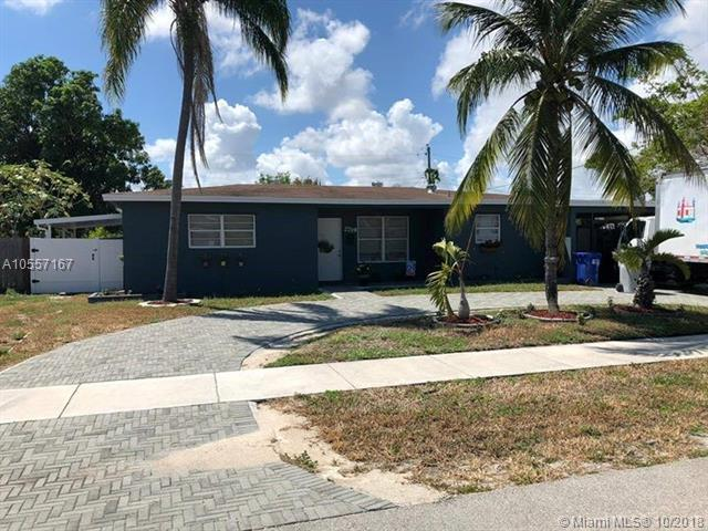 2719 NE 2nd Ave, Pompano Beach, FL 33064 (MLS #A10557167) :: Green Realty Properties