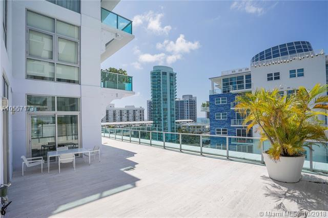 201 Aqua Av #803, Miami Beach, FL 33141 (MLS #A10557173) :: Miami Lifestyle