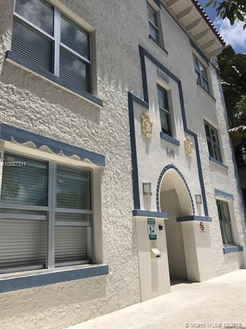 1611 Meridian Ave #304, Miami, FL 33139 (MLS #A10557311) :: Keller Williams Elite Properties