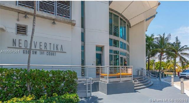 690 SW 1st Ct #403, Miami, FL 33130 (MLS #A10557501) :: The Riley Smith Group