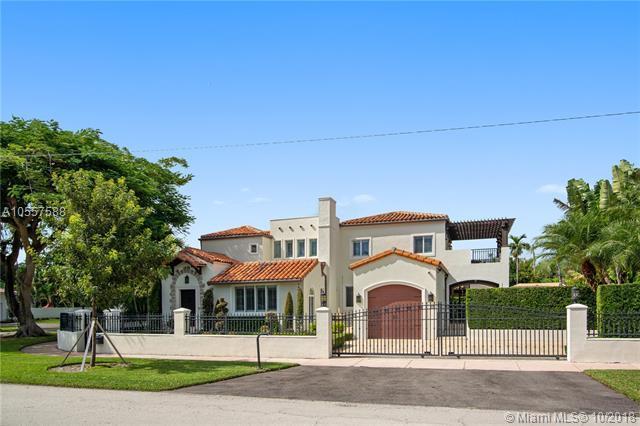 4514 Alhambra Cir, Coral Gables, FL 33146 (MLS #A10557588) :: Green Realty Properties