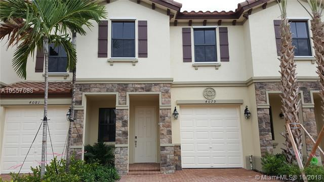4079 Allerdale Pl #4079, Coconut Creek, FL 33073 (MLS #A10557688) :: The Riley Smith Group