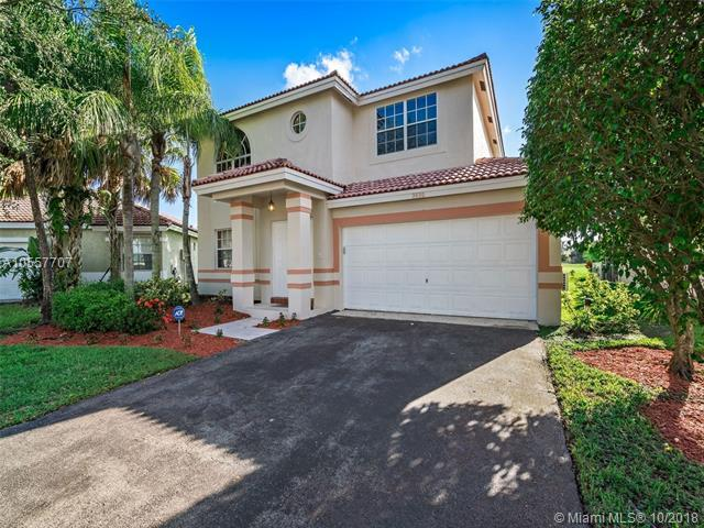 3430 NW 78th Ave, Margate, FL 33063 (MLS #A10557707) :: Green Realty Properties