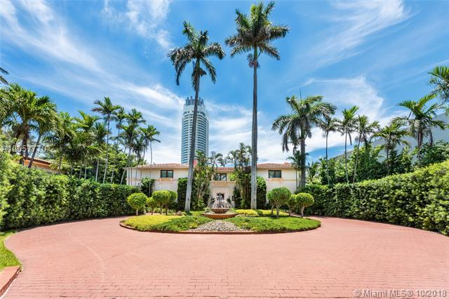 4403 Pine Tree Dr, Miami Beach, FL 33140 (MLS #A10557770) :: The Jack Coden Group
