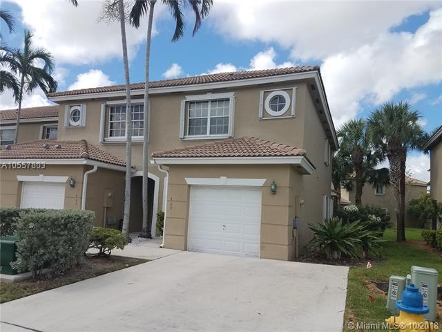 400 SW 120th Ave, Pembroke Pines, FL 33025 (MLS #A10557803) :: Green Realty Properties