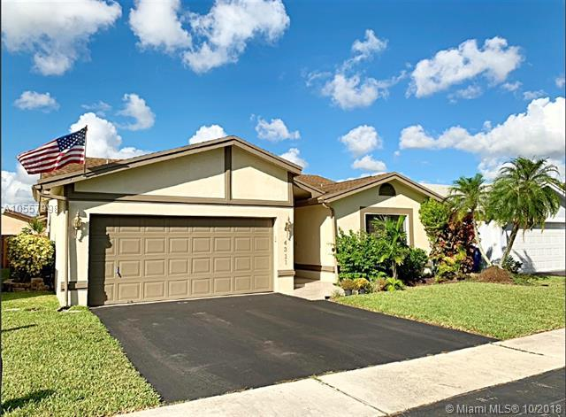 4311 NW 103rd Ave, Sunrise, FL 33351 (MLS #A10557998) :: The Teri Arbogast Team at Keller Williams Partners SW