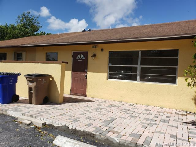 4503 NW 6 Ave, Deerfield Beach, FL 33064 (MLS #A10558009) :: Castelli Real Estate Services