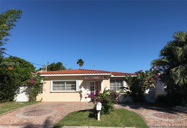 8919 Garland Ave, Surfside, FL 33154 (MLS #A10558010) :: The Jack Coden Group