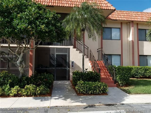 341 Lakeview Dr #103, Weston, FL 33326 (MLS #A10558134) :: Green Realty Properties